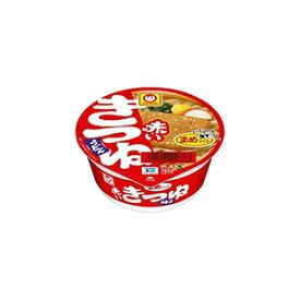 東洋水産 マルちゃん 赤いまめきつねうどん 41g×12入