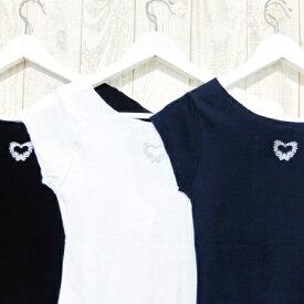 ネコポスOK バックロゴTシャツ フレンチスリーブTシャツ フラTシャツ フラレッスン ヨガ リゾートハワイ シンプル 美シルエット コットン 綿100 半袖 M Lサイズ Poli Pumehana ポリプメハナギフト プレゼント