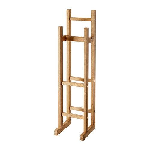 【IKEA Original】RAGRUND トイレットペーパースタンド 竹