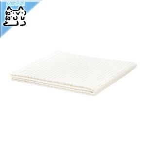 【IKEA Original】VAGSJON -ヴォーグショーン- バスタオル ホワイト 70x140 cm