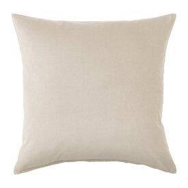 【IKEA Original】SANELA クッションカバー ライトベージュ 50x50cm