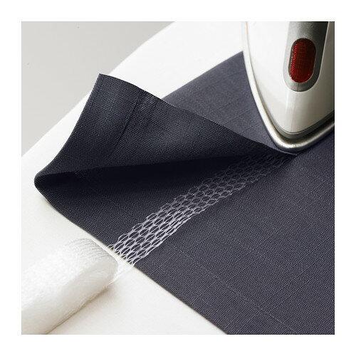 【IKEA Original】SY アイロン圧着式 裾上げテープ カーテン/パンツ 10 m