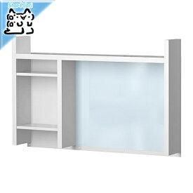 【IKEA Original】ikea デスク MICKE ワークデスク 追加ユニット 高 ホワイト 105x65 cm