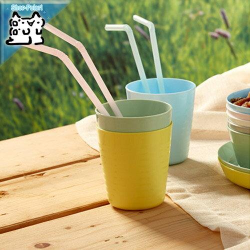 【IKEA Original】KALAS コップ アソートカラー 子供用カップ 6ピース