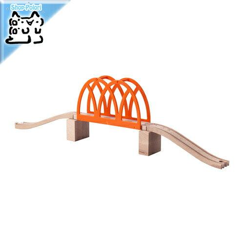 【IKEA Original】LILLABO 列車の橋5点セット 無垢材
