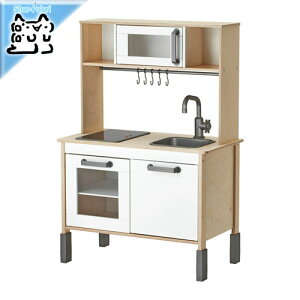 【IKEA Original】DUKTIG-ドゥクティグ- 本格的おままごとキッチン 72x40x109 cm