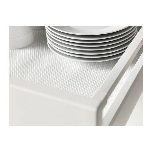【IKEA Original】VARIERA 引き出しマット ホワイト 150*50cm