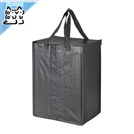 【IKEA Original】DIMPA 分別用バッグ ダークグレー 22x35x45 cm