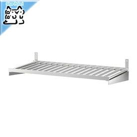 【IKEA Original】KUNGSFORS -クングスフォルス- 棚板 ステンレススチール 60 cm