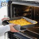 【IKEAOriginal】HEMMABAKロースト皿グレー36x27cm
