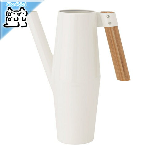 【IKEA Original】BITTERGURKA じょうろ ホワイト ガーデニング用品