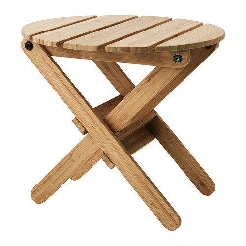 【IKEA Original】VILDAPEL プラントスタンド 竹 32 cm