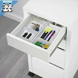 【IKEA Original】MALAREN -マラーレン- オーガナイザー 収納 ボックス7点セット ホワイト