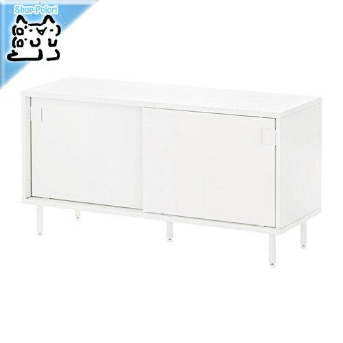 【IKEA Original】ikea 収納 キャビネット MACKAPAR ベンチ 収納コンパートメント付き 100x51 cm