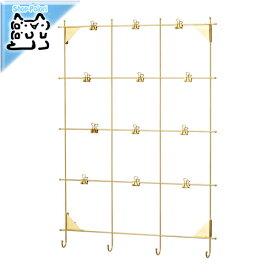 【IKEA Original】MYRHEDEN フレーム 黄銅色 45x62 cm