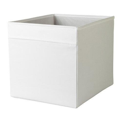 【IKEA Original】ikea 収納 ボックス DRONA 収納ボックス ホワイト 33x38x33 cm