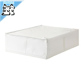 【IKEA Original】SKUBB -スクッブ- 収納ケース ホワイト 69×55×19 cm