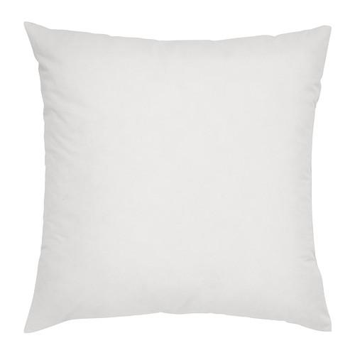 【IKEA Original】FJADRAR クッションパッド ダックフェザー クッションインナー オフホワイト 50x50 cm