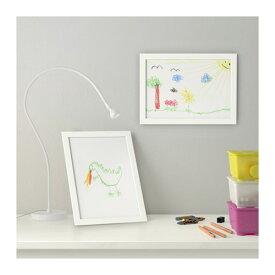 【IKEA Original】FISKBO-フィスクボー- 写真フレーム フォトフレーム A4サイズ ホワイト 21x30 cm
