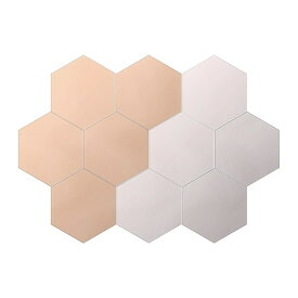【IKEA Original】HONEFOSS ミラー 18x21 cm 10 ピース
