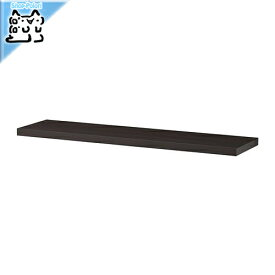 【IKEA Original】BERGSHULT 棚板 ブラウンブラック 棚 80x20 cm