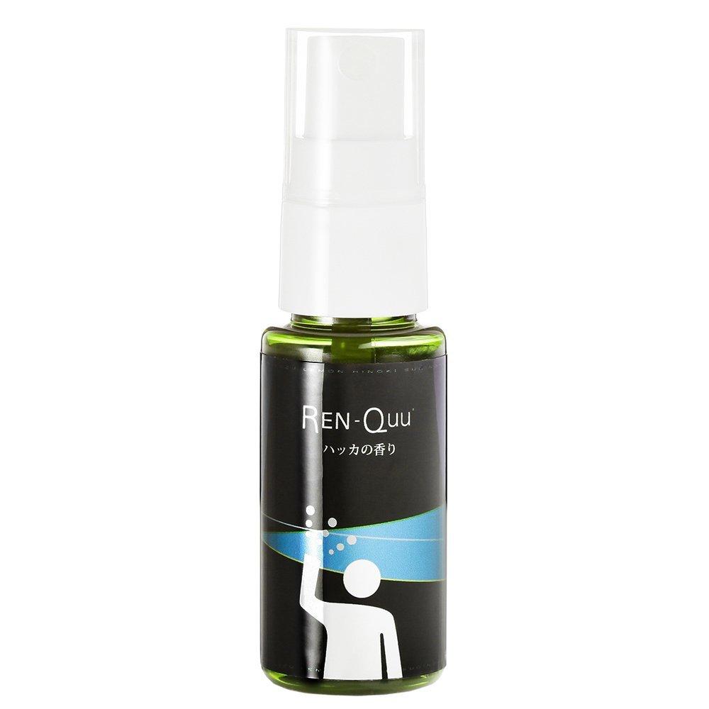 【REN-Quu(レンクー)】 気分転換アロマミスト ハッカの香り シャキッとしたい時
