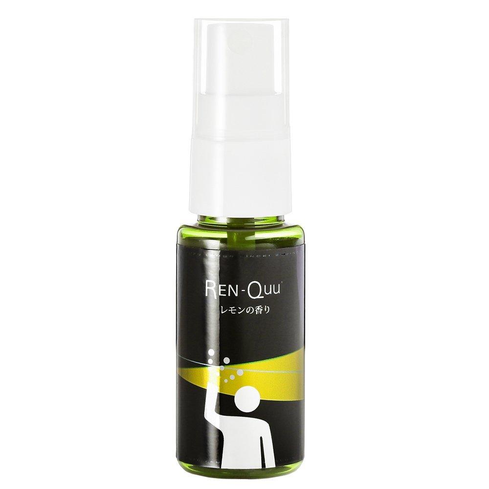 【REN-Quu(レンクー)】 気分転換アロマミスト レモンの香り 元気なスタートをきりたい時