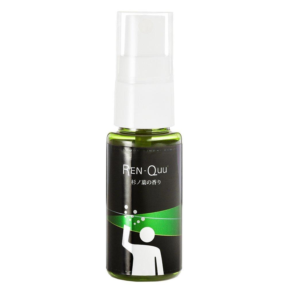 【REN-Quu(レンクー)】 気分転換アロマミスト 杉ノ葉の香り ストレスを手放したい時