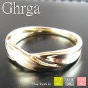 【日本製】 18金 ゴールド リング [Ghrga] 5号 6号 7号 8号 9号 10号 11号 12号 13号 14号 K18 シンプル 女性用 レデ…