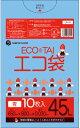 1冊あたり97円 10枚x60冊 ごみ袋 45リットル LN-41 0.030mm厚 青/ポリ袋 ゴミ袋 エコ袋 袋 青 サンキョウプラテック …