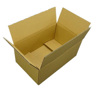 ダンボール 100サイズ 270x440x200mm 10枚セット 1枚あたり125円/段ボール 梱包 梱包用 梱包資材 宅配 引っ越し 引越し ダンボール箱 段ボール箱 箱 収納