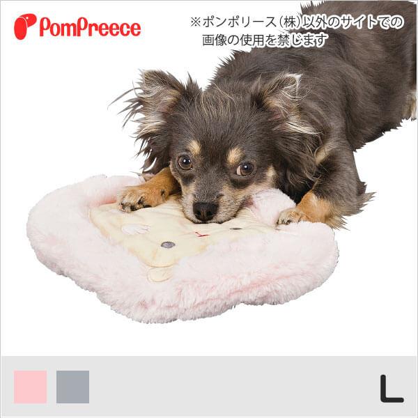 【ポンポリース】レンジOK 湯たんぽハリネズミ L /犬 小型犬 猫 寒さ対策に ゆたんぽ あったか 冬 防寒