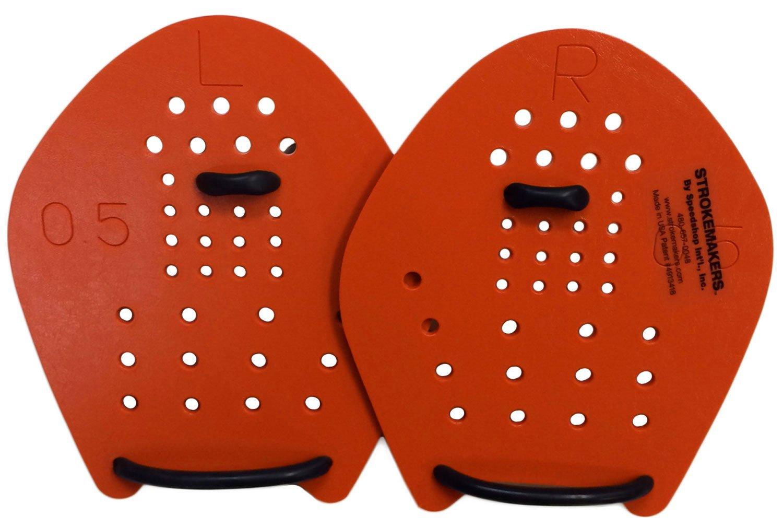 ストロークメーカー 水泳 パドル Strokemakers 0.5サイズ(17×16cm) / 水泳 練習用具 スイミングパドル ストロークメイカー スイム トレーニング 水かき 競泳 キッズ ジュニア レディース メンズ 男子 女子 水着
