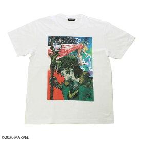 【MARVEL(マーベル)】ロキ&ジェーン・フォスター:ソー Tシャツ