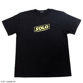 【STAR WARS(スター・ウォーズ)】 『ハン・ソロ/スター・ウォーズ・ストーリー』/両面プリントTシャツ