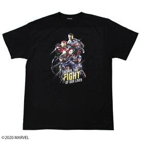 【MARVEL(マーベル)】「アベンジャーズ/エンドゲーム」/ファイトTシャツ
