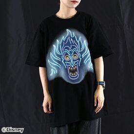 【ディズニー/ヘラクレス】ハデス/蓄光Tシャツ