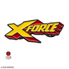 【MARVEL(マーベル)/デッドプール】 X-フォース/ラペルピンバッジ