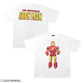 【MARVEL(マーベル)/IRON MAN(アイアンマン)】Tシャツ