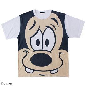 【Disney(ディズニー)/マックス】ビッグフェイスTシャツ