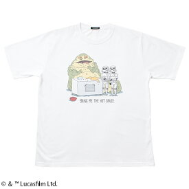 【STAR WARS(スター・ウォーズ)】ジャバ・ザ・ハット &ストームトルーパー/Tシャツ