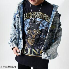【MARVEL(マーベル)】ブラックパンサー/Tシャツ