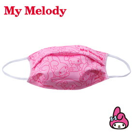 【サンリオキャラクターズ】マイメロディ/ファッションマスク【日本製】