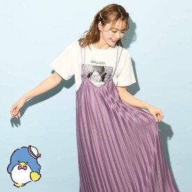【サンリオキャラクターズ/はぴだんぶい】タキシードサム/Tシャツ(PONEYCOMB TOKYO)