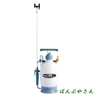 先生出加壓的噴霧器 4 l (HS-403BT) 1 六角手動噴霧器 koshin KOSHIN 園藝園藝花卉園 02P21Feb15