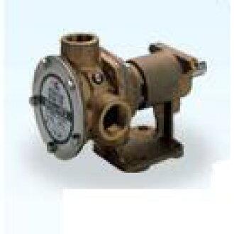 Labalex 單元 1 十六進位 MF 40 船製成的青銅色泵皮帶驅動 02P12Oct15