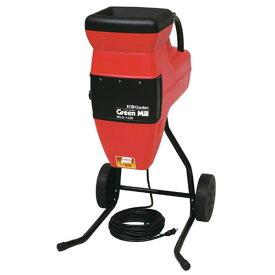 MLG-1520 グリーンミル Quiet3 キンボシ 粉砕機 枝の粉砕 せん定 電動式 シュレッダー シュレッター ギア式 ギヤ式 回転 剪定 庭木を粉砕 園芸 ゴミ 清掃準備に MLG1520