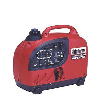 Shindaiwa 回波逆變器發電機 (汽油機) IEG900M Y 02P12Oct15