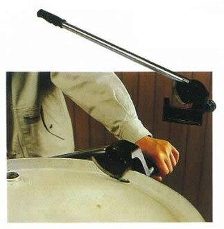 滚筒设备设备鼓形刀为钢叶片 w/02P12Oct15
