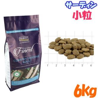 魚4狗沙丁魚小粒6kg//
